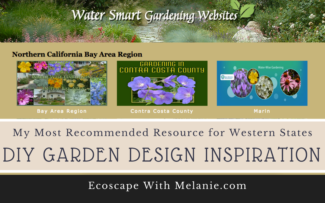 My Most Recommended Resource for Western States DIY Garden Design Inspiration!
